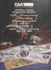 64th Anniversary Convention Signature Sale Volume 2