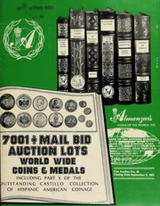7001 mail bid auction lots : world wide coins & medals ... [09/09/1983]