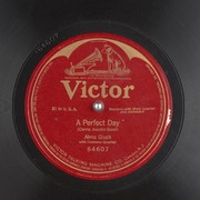 Alma Gluck - A Perfect Day