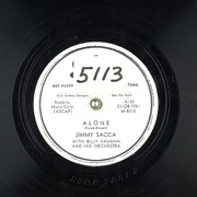 Alone : Jimmy Sacca : Free Download & Streaming : Internet Archive