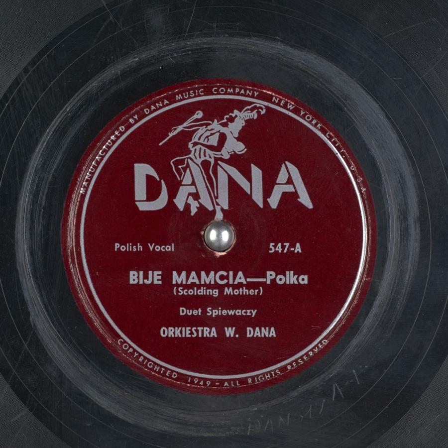Bije Mamcia (Scolding Mother) : Orkiestra W  Dana : Free