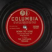Ted Daffan's Texans - Always Alone / Weary Steel Blues