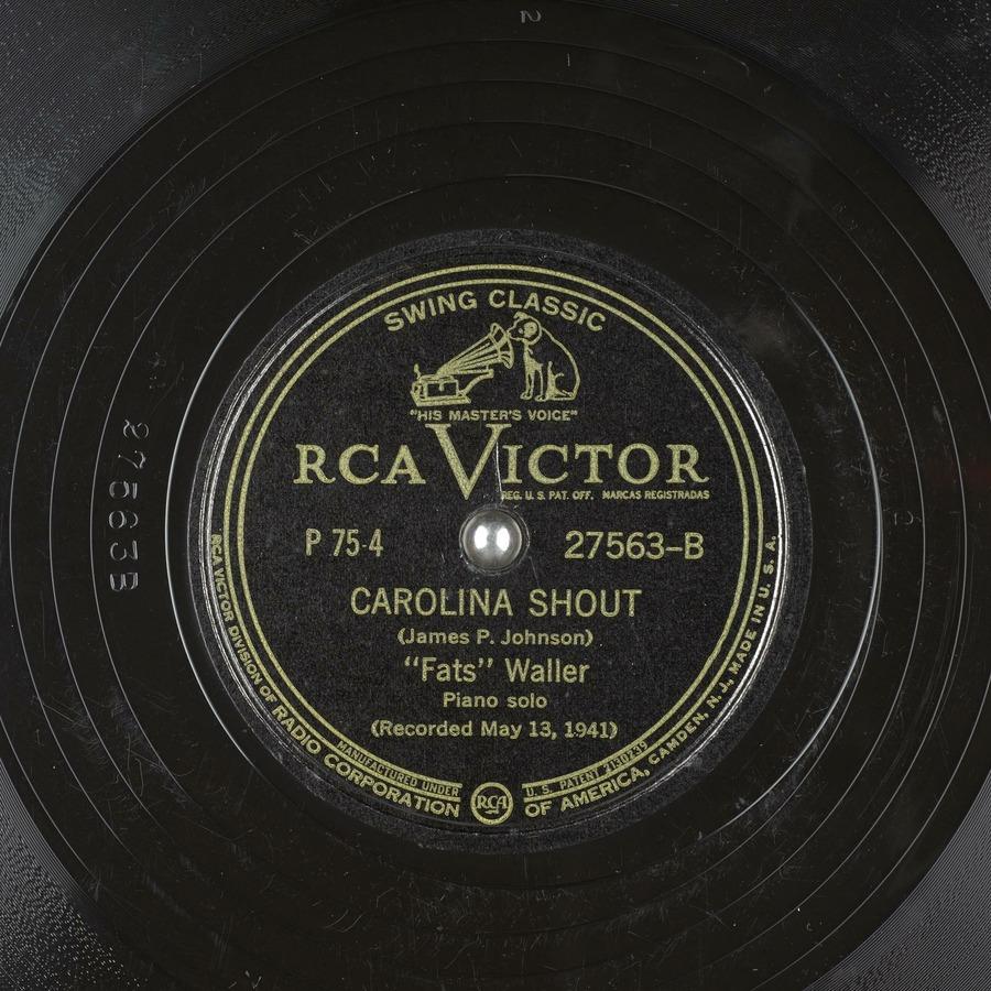Carolina Shout :