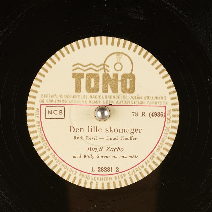 bd4fa436e1f Den llille skomager : Brigit Zacho : Free Download, Borrow, and Streaming :  Internet Archive