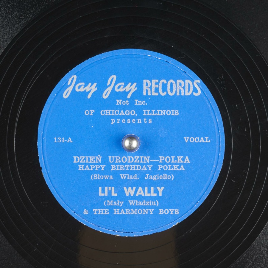 Dzien Urodzin (Happy Birthday Polka) : Li'l Wally (Maly