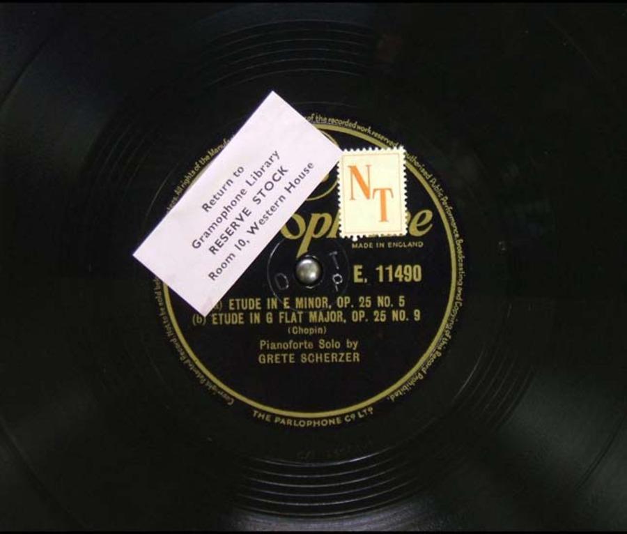 Etude in E minor Op  25 No  5