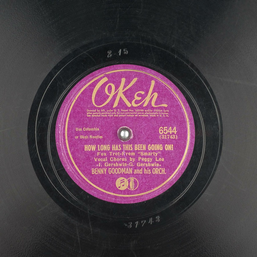 How Long Has This Been Going On? : Benny Goodman and his