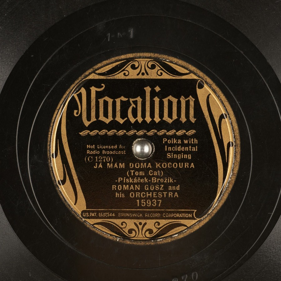 2ee2056298 Ja Mam Doma Kocoura (Tom Cat)   Roman Gosz and his Orchestra   Free  Download