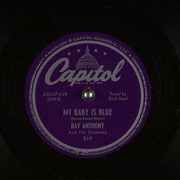 My Baby is Blue : Ray Anthony And His Orchestra : Free Download, Borrow,  and Streaming : Internet Archive