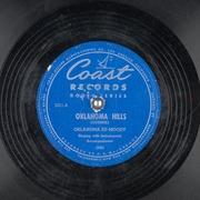 Oklahoma Ed Moody With The Six Westernaires - No Kisses For You / Down The Trail To Home