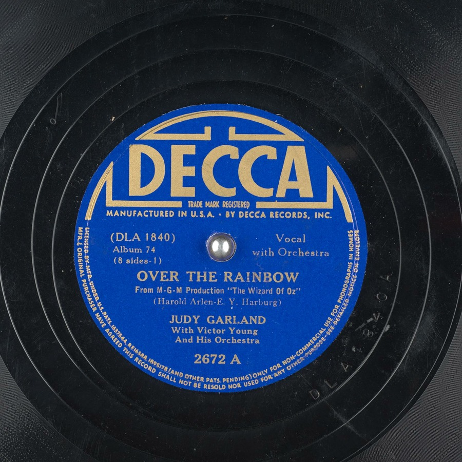 Over The Rainbow Judy Garland Free Download Borrow And
