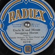 Sokach-Habat Polka Orchestra - Blue Skirt Waltz - Uncle Nick's Polka