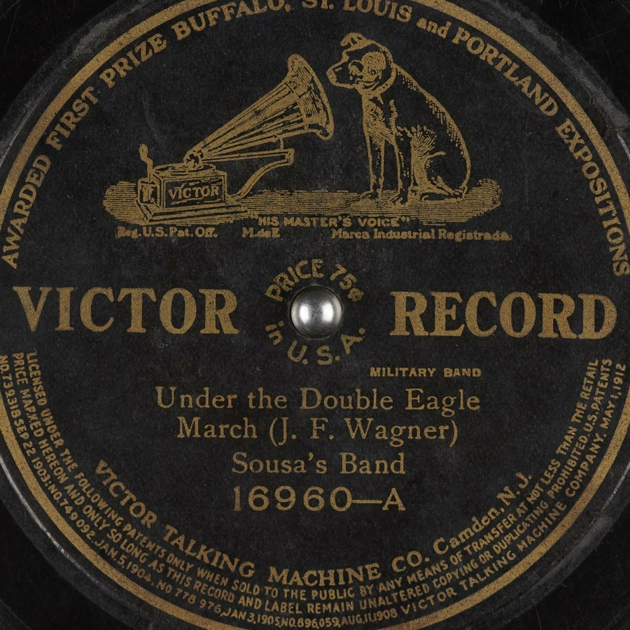 Under the double eagle march free download