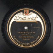 Isham Jones Orchestra - In Bluebird Land / By The Silvery Nile