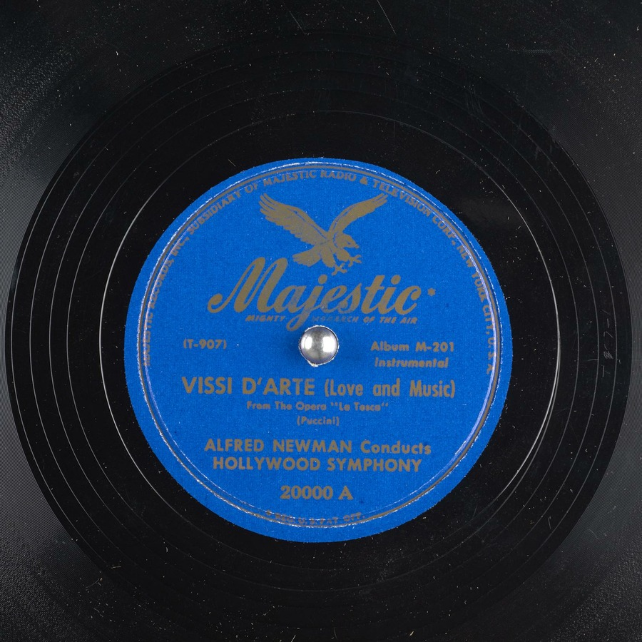 Vissi darte - Love and Music