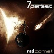 7parsec - Red Comet (2016) : Hortus Conclusus Records : Free