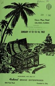 7th annual convention : Florida United Numismatist ... [01/11-14/1962]