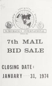 7th Mail Bid Sale