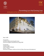 USC policy study of non-ductile concrete buildings in L.A.