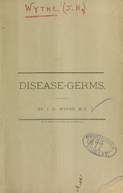 Disease-germs