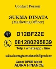Gadai BPKB Mobil Adira Finance : adirapinjamandana : Free ...