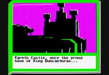 Zork Quest - Assault on Egreth Castle boot video
