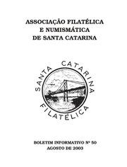 Boletim Informativo (no. 50)