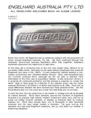 Engelhard Australia Pty Ltd