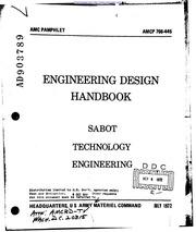 Engineering Design Handbook Guns Series
