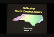 Collecting North Carolina Numismatic History