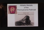 Medals of the Pennsylvania Railroad Employee Athletic Games