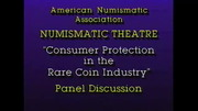 Consumer Protection in the Rare Coin Industry