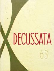 Andrean High School's yearbook, Decussata