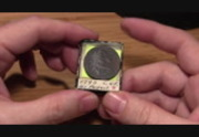 ANS Grant to Clean U.S. Large Cent Collection (April fool?s prank)