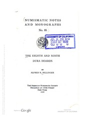 Numismatic Notes and Monographs, no. 85