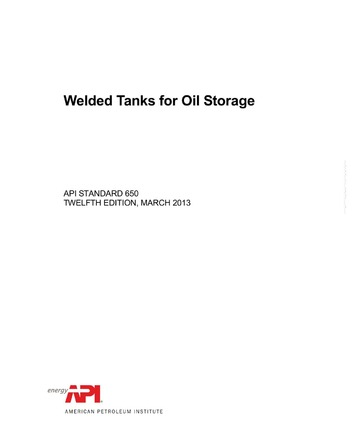 api standard 650 pdf free download