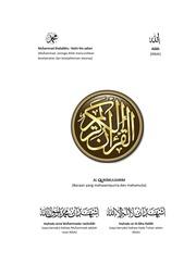Al Quran Terjemahan Indonesia Pdf