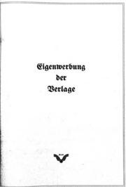 ALA Eigenwerbung 1937