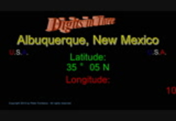 albuquerque new mexico latitude and longitude digits in three peter fonteece free download borrow and streaming internet archive internet archive