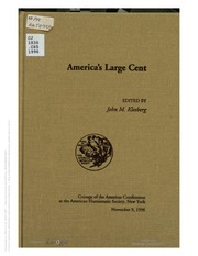 America's Large Cent (COAC #12)