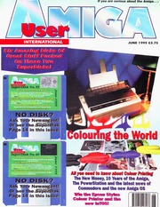 Amiga User International : Free Texts : Free Download