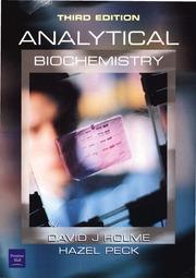 Ebook analytical download biochemistry