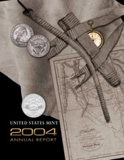 United States Mint Annual Report 2004