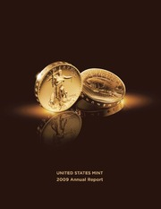 United States Mint Annual Report 2009