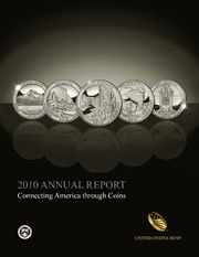 United States Mint Annual Report 2010
