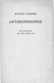 Anthoroposophie