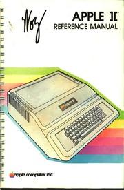 Apple Computer Manuals : Free Texts : Free Download, Borrow