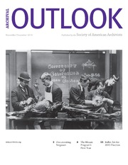 Archival Outlook 2014-11