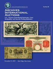 Archives International Auctions Sale 56