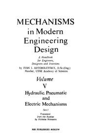 Artobolevsky mechanisms in modern engineering design vol 4 ivan artobolevsky mechanisms in modern engineering design vol 5 1 fandeluxe Image collections